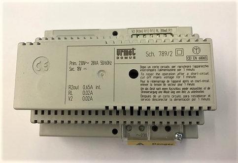 TRADE Urmet 789/2 power supply