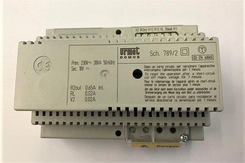 Urmet 789/2 power supply