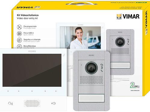 VIMAR – Elvox K40507.01 – VIDEO KIT