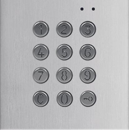Golmar N3301/AL keypad module