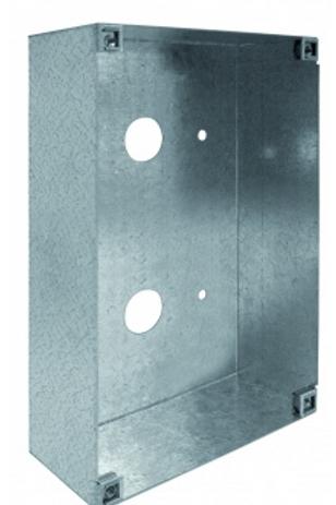 Golmar CE-7600 flush Embedding box -small