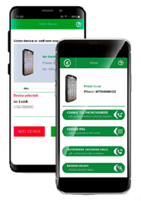 Comelit GSM 1-K GSM Door Entry Kit