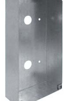 Golmar CE-7601 flush backbox