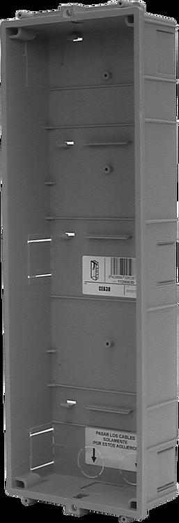 Flush box for Nexa Inox panels