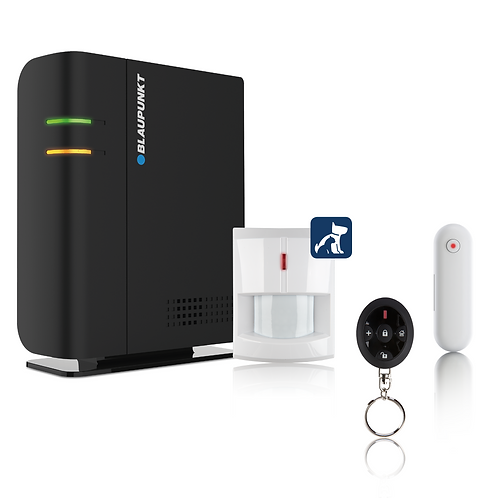Blaupunkt Q-Pro 6600 Smart Home Alarm System