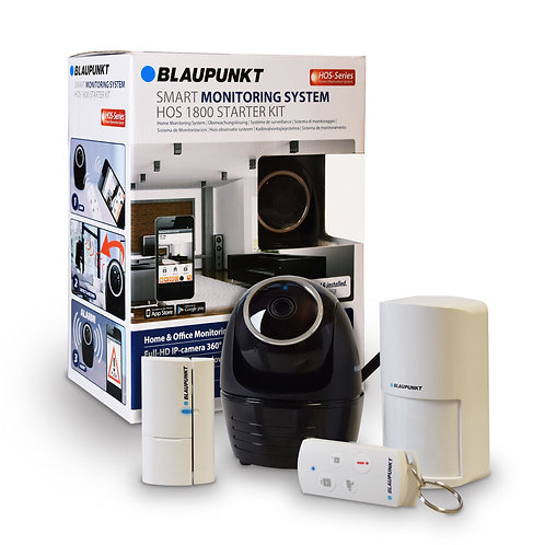 Blaupunkt HOS 1800 Smart Home Observation System