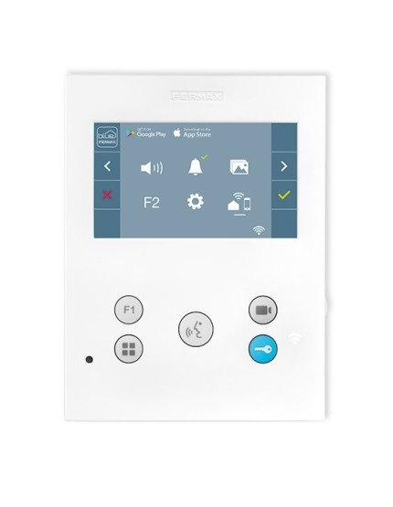 Fermax 9449 Duox Veo-XS hands free WiFi monitor