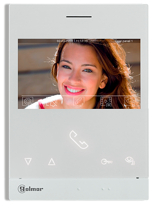 Golmar ART4/G2+Lite hands free monitor