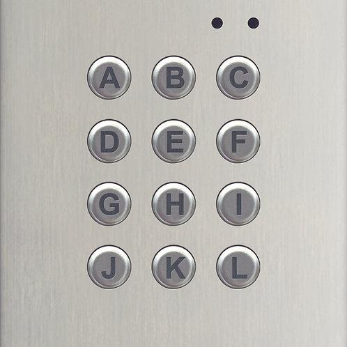 Golmar N3301A/AL Keypad
