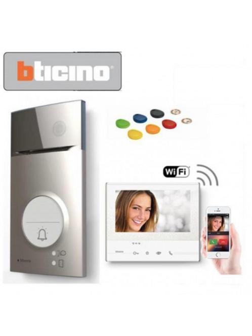 Bticino 363911 WiFi video kit