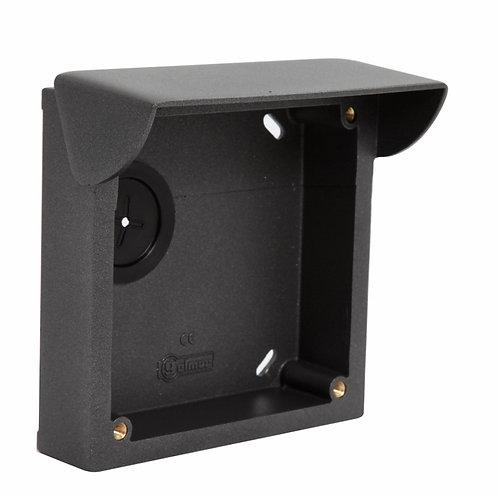 Golmar MP-VIS-GRF Surface box with rainshield