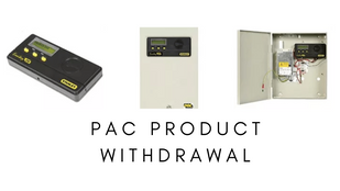 PAC Product Withdrawal