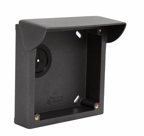 MP-VIS-GRF -  Surface box with rainshield