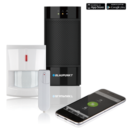 Blaupunkt Q 3000 Smart IP Home Alarm System