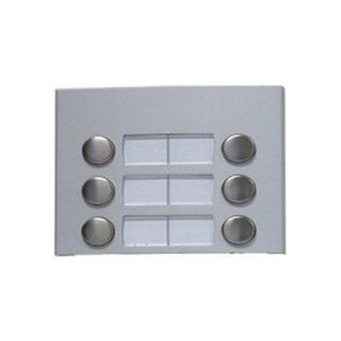 Farfisa MD226 - 6 Button Module - 2 Row