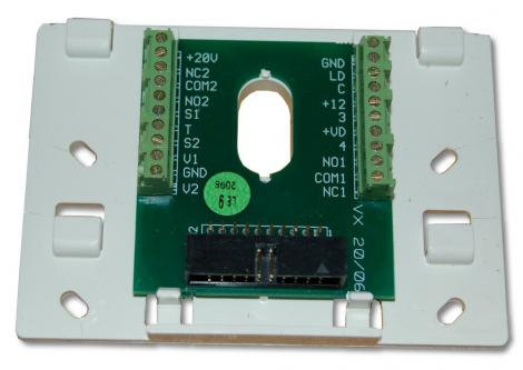 Videx 5980 Monitor Backplate