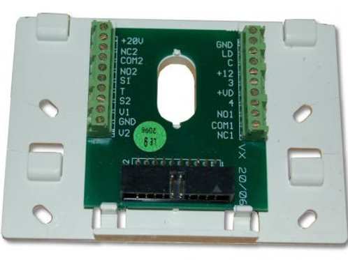 Videx 5980 Monitor Backplate