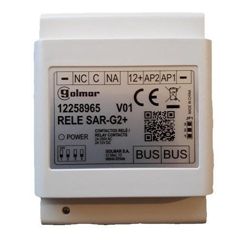 SAR-G2+ Digital relay unit