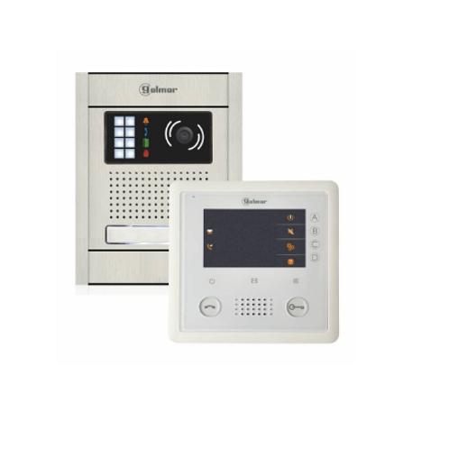 Golmar 2 Wire Video Kit