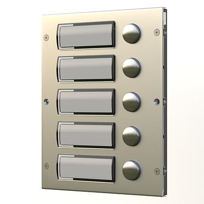Videx 8845 5 button Module