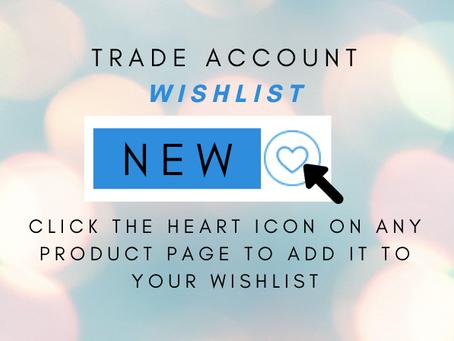 NEW - My Wishlist