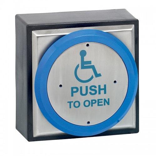 SPB009 -Weatherproof Stainless Steel Exit Button