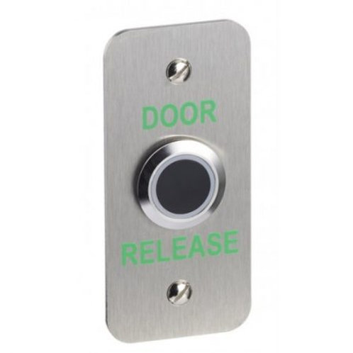 NT200 Narrow Style No Touch Release Button.