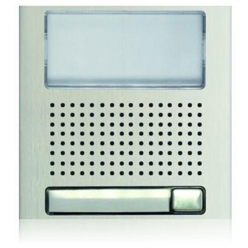 Golmar Nexa audio video grille module N1110/AL - 1 button