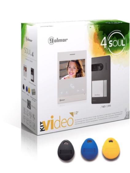 S5110/ART 4 one line video kit