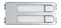 Fermax Skyline 7374 2 button module