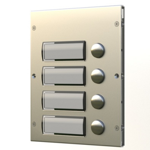 Videx 8844 4 button Module