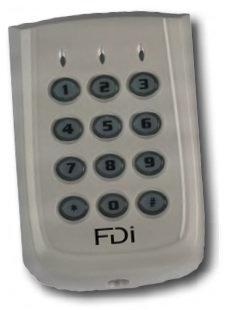 Urmet FDI K-PAD Keypad