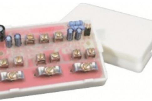 Golmar D4L-Plus coaxial distributor