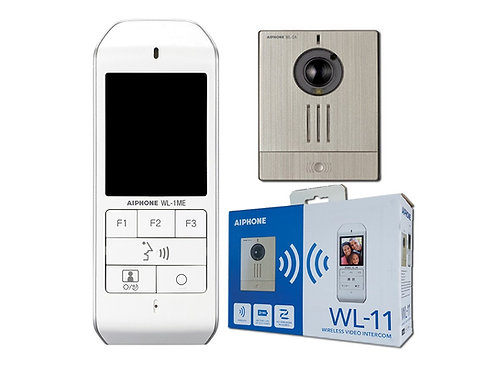 Aiphone WL-11 Wireless Video doorbell