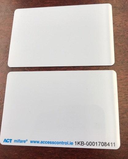 TRADE ACT Mifare Prox Card