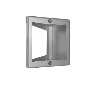 Nexa  angled surface backbox