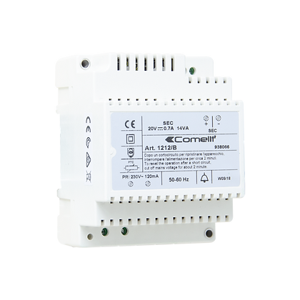 Comelit 1212/B power supply