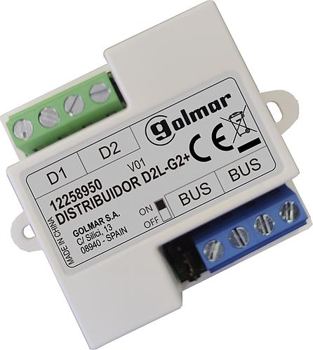 D2L-G2+ video distributor