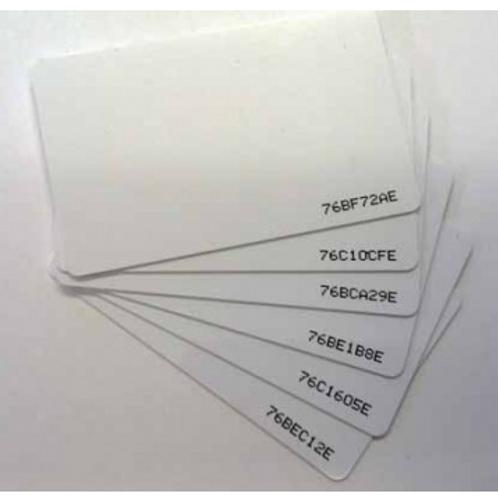 Golmar ISO proximity cards