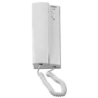 Videx 3000 series audio handsets