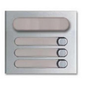 Golmar 3131/AL 3 button module