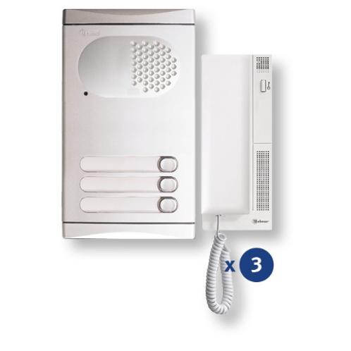 4130/AL three ways audio kit