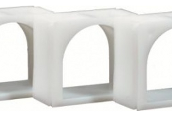 Golmar modular panel cable tunnel