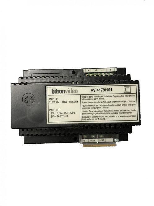Bitron AV4179/101 - 12V AC Power Supply