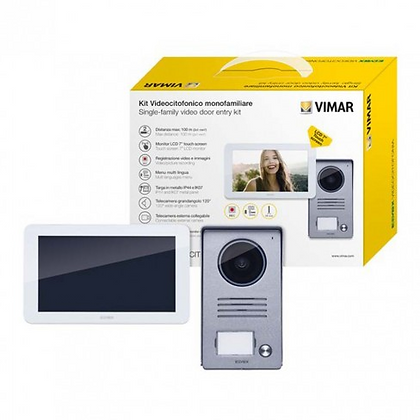 Vimar - Elvox K40915 Video Kit