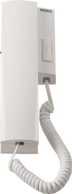 Videx 3011 Smart Line audio handset