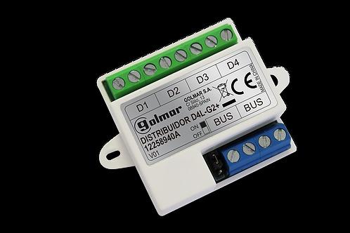 D4L-G2+ small video distributor