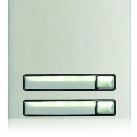 Golmar Nexa 2 button module N3120/AL