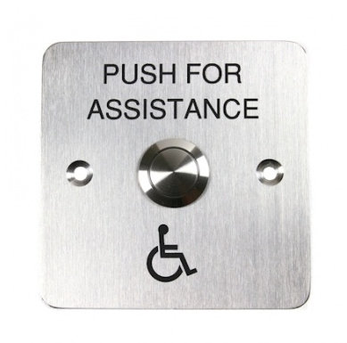 Safelink Push For Assistance Call Point SAB-AS