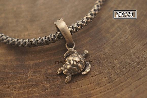 MW P1157 Sea Turtle Charm